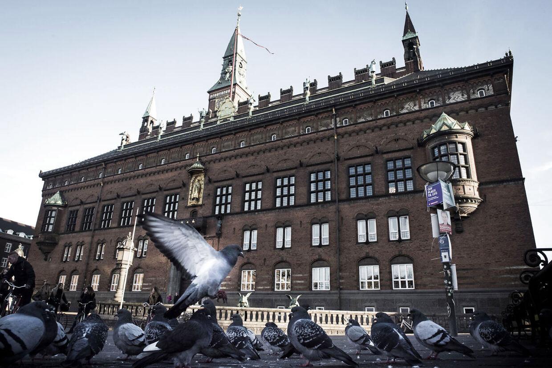 Rådhuset, Københavns Kommune.