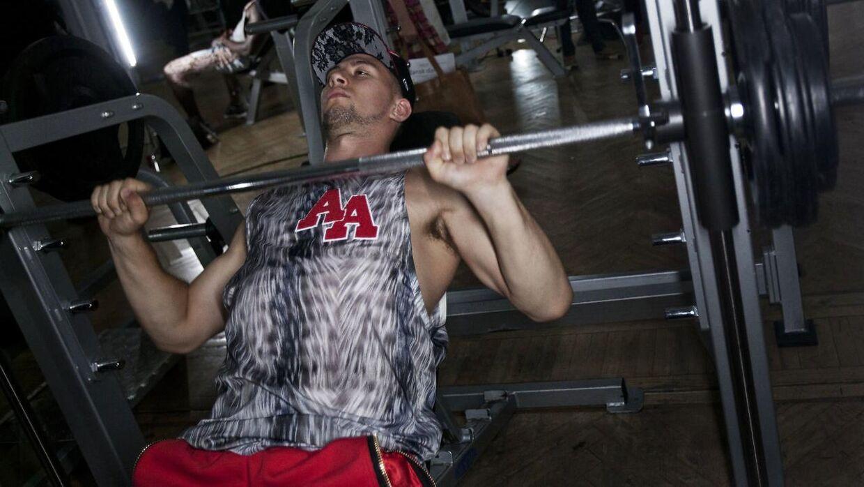 Det kræver væske, hvis du ikke vil få det dårligt af din træning.
