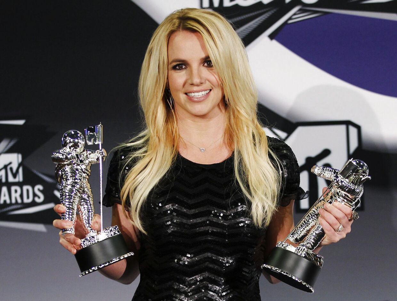 ARKIV: Britney Spears, 2011.