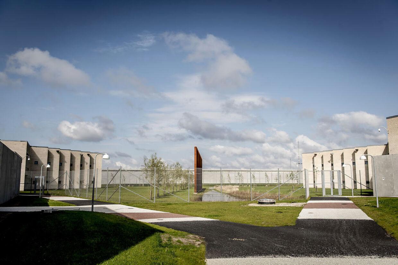 Det nye, topsikrede Storstrøm Fængsel, hvor Peter Madsen foreløbig er placeret, blev indviet sidste efterår.