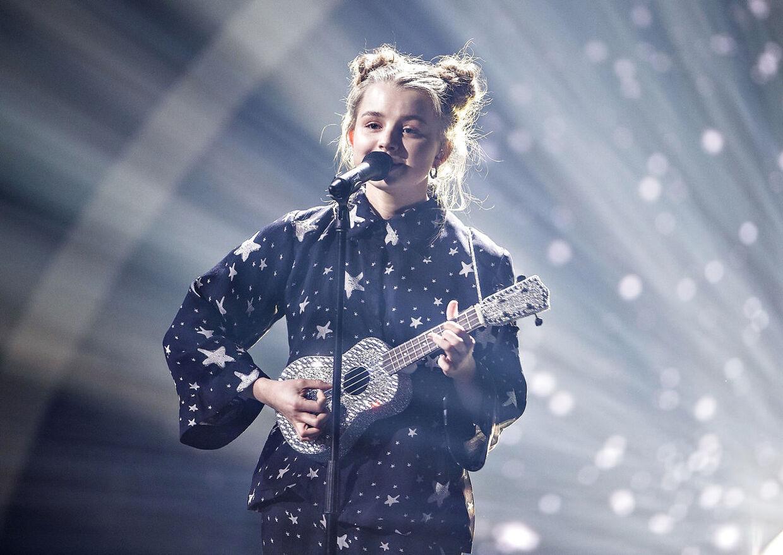 Anna Ritsmar fik i foråret en andenplads ved dansk melodi grand prix med nummeret 'Starlight'.