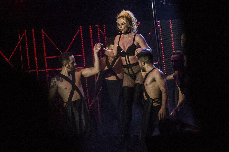 Britney Spears på Smukfest 2018.