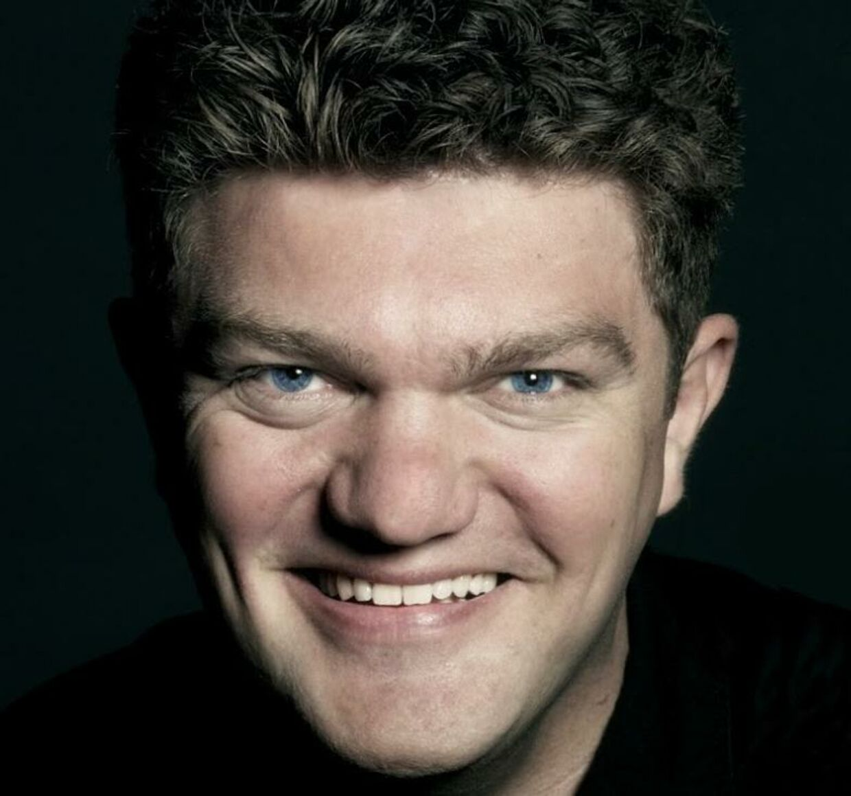 Mads Lisby spillede musical med Iben Hjejle, da han fik tilbudt en rolle i 'Klovn'. Foto: Helle Elskjær.