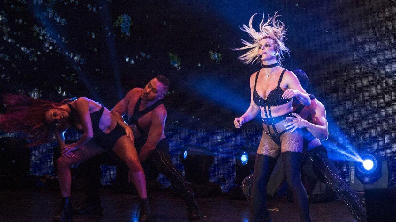 Britney Spears imponerede hverken publikum eller anmeldere med sit show onsdag på Smukfest.
