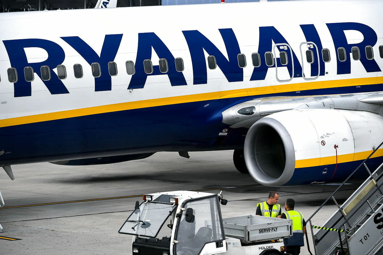 Pilotstrejken i Ryanair breder sig.