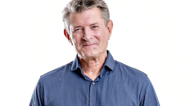 Journalist Jens Gaardbo, klummeskribent i B.T.