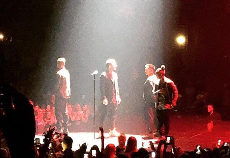 Justin Timberlake-koncert. Foto: Annette Heick
