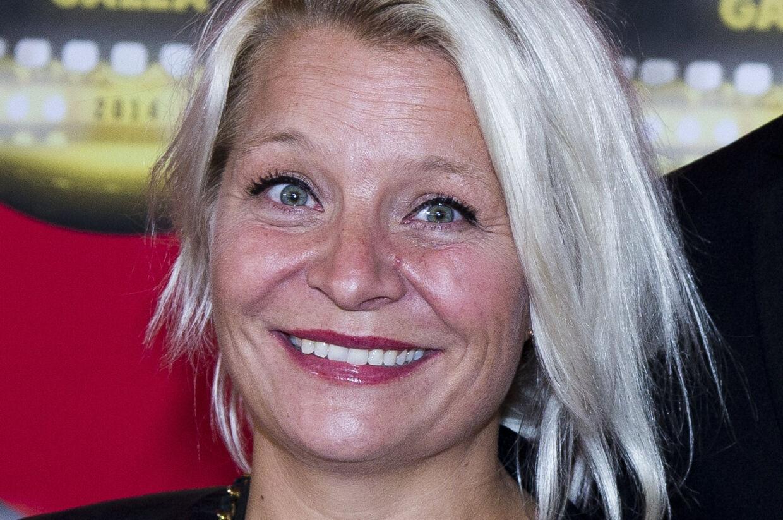 Signe Lindkvists veninde Iben Hjejle har givet den kendte entertainer og tv-vært det allersidste puf til endelig at sige ja til Vild med dans. Martin Sylvest Andersen/Ritzau Scanpix