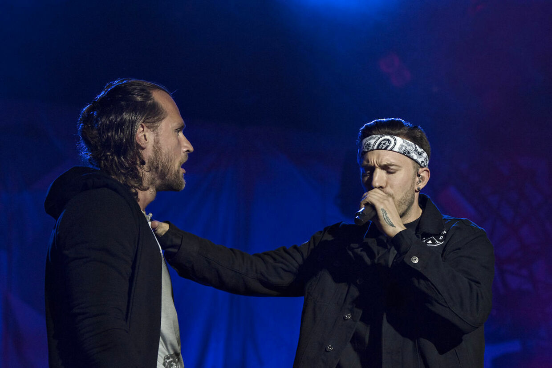 Nik & Jay skulle have optrådt til festivalen Hede Rytmer i Esbjerg. Men nu er festivalen aflyst.
