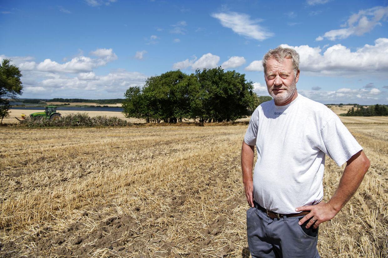 59-årige Harald Palmvang foreslår, at de hårdest tørkeramte landmænd får mulighed for at udskyde de kommende to terminer til sidst i afdragsperioden.