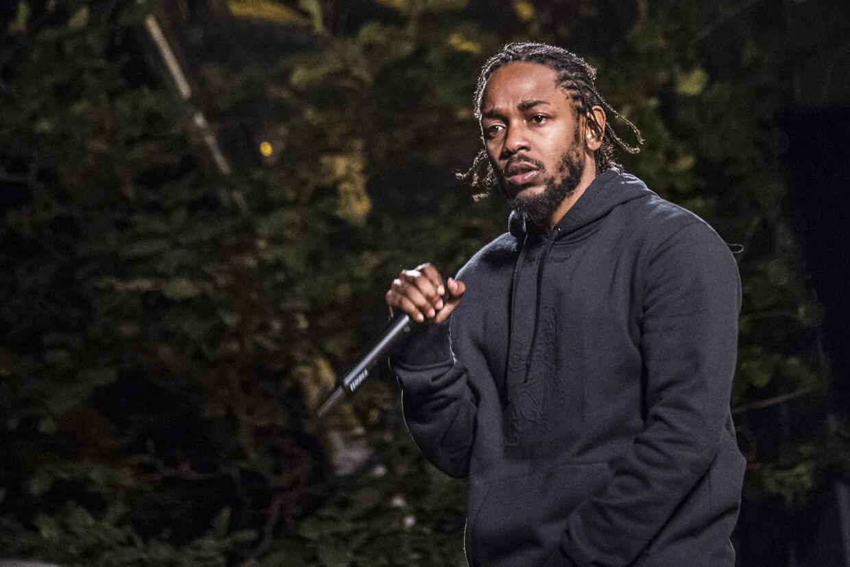 Kendrick Lamar spiller på Bøgescenen lørdag den 11. august.