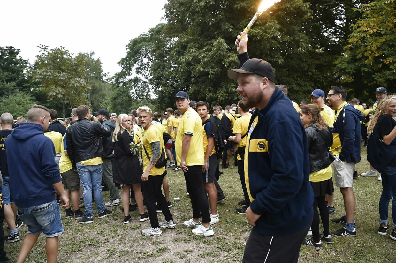 FCK - Brøndby før kampen