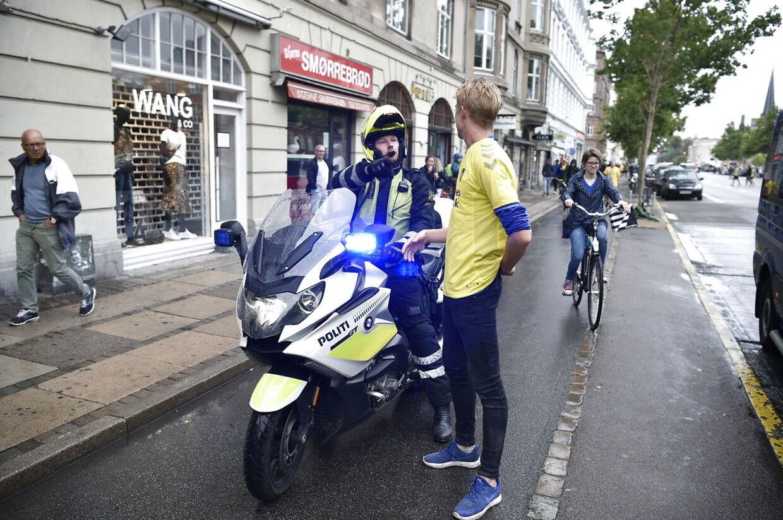 FCK - Brøndby efter kampen...3-1 til FCK