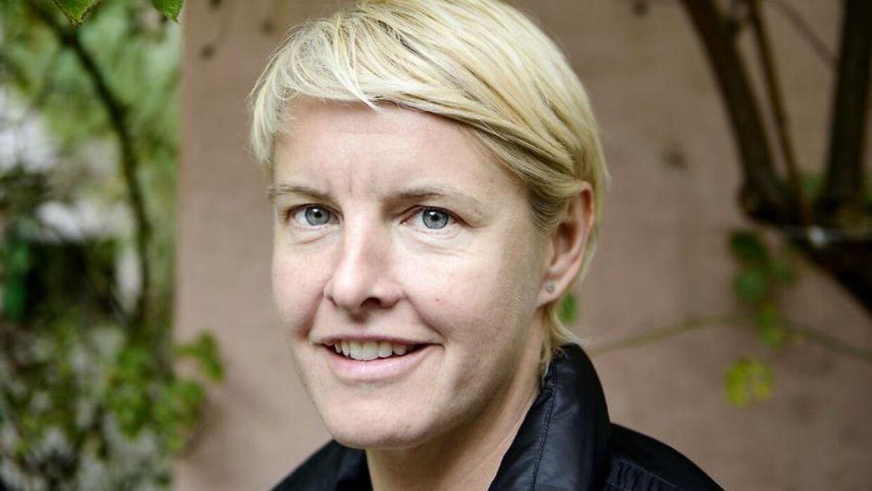 Camilla Andersen toppede sin håndboldkarriere gennem 90'erne og i starten af 00'erne.