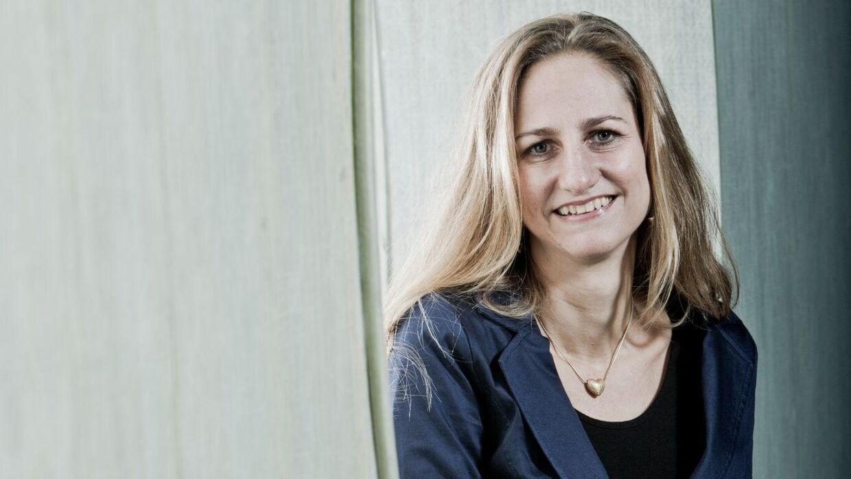 Psykolog Camilla Carlsen Bechsgaard anbefaler, at man holder fast i en relation til sin familie, også når det er svært. Privatfoto