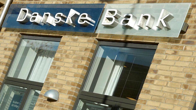 Danske Bank nægter selv at der skal være tale om en kundeflugt. Arkivfoto