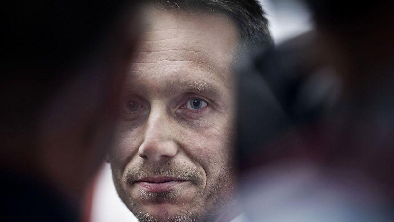 (ARKIV) Finansminister Kristian Jensen (V) (Foto: Liselotte Sabroe/Ritzau Scanpix)