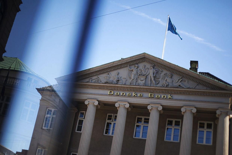 Bagmandspolitiet har indledt en efterforskning mod Danske Bank for overtrædelse af loven om hvidvask. Det oplyste Bagmandspolitiet i en pressemeddelelse mandag den 6. august 2018.
