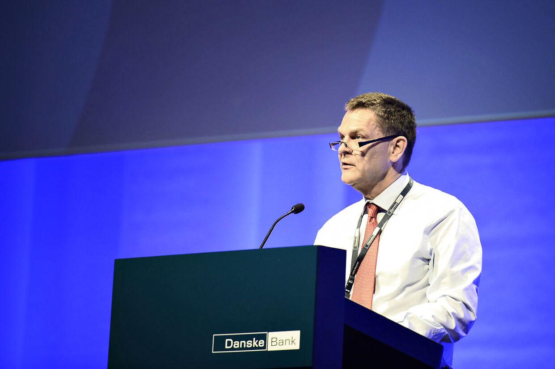Ole Andersen, formand for Danske Banks bestyrelse. Arkivfoto
