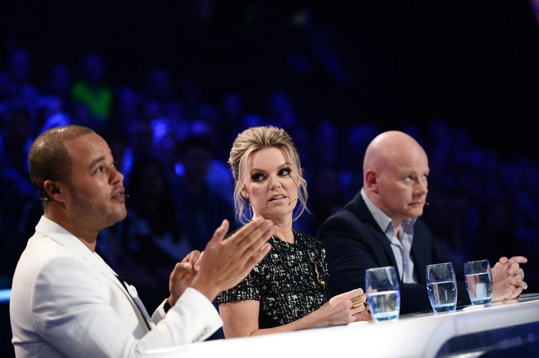Lina Rafn overvejede selv at droppe 'X Factor' i 2015 på grund af de to meddommere.
