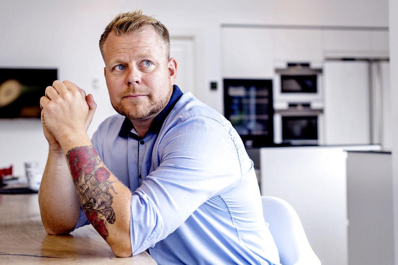 Udsendelsen til Afghanistan har været mere definerende for, hvem Mikkel Søholm Vestergaard er i dag, end alle de år, der gik forud.