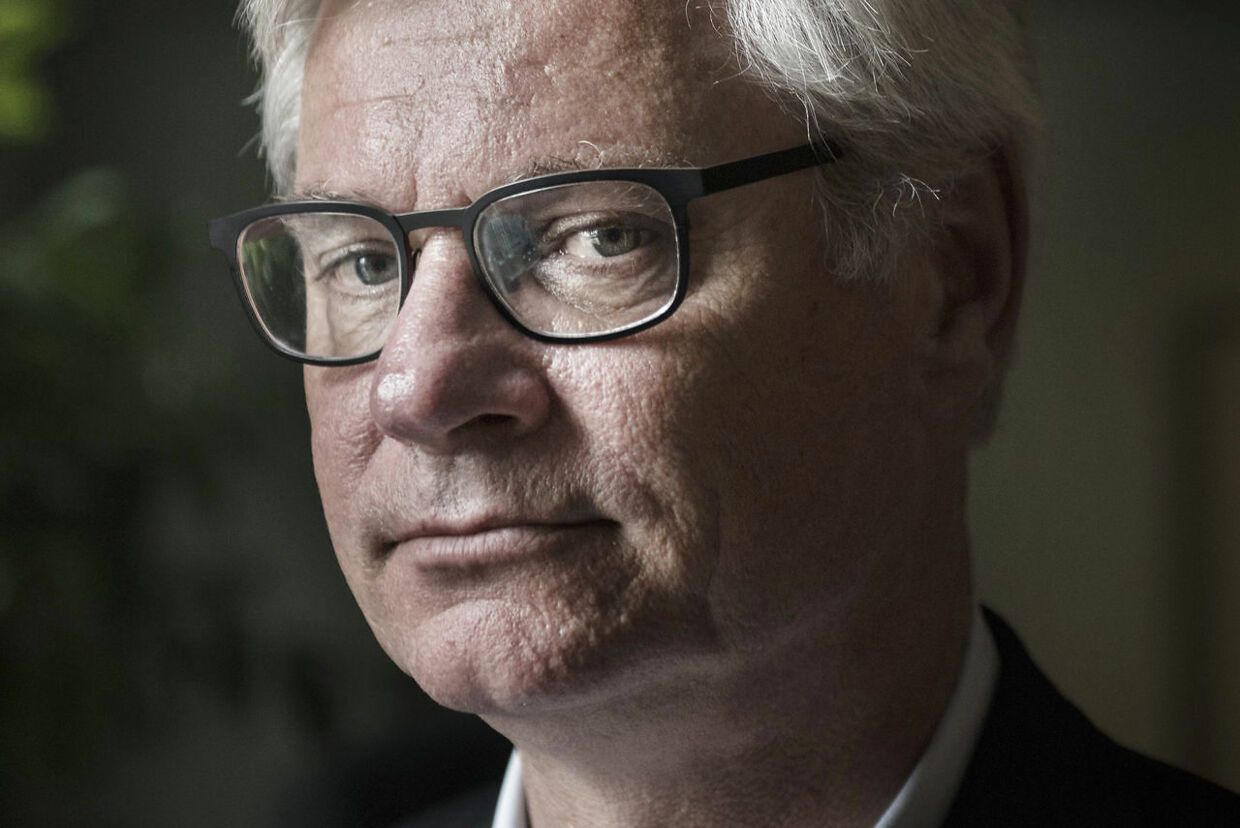RB PLUS Peter Taksøe-Jensen. Fotograferet under og efter interview i Udenrigsministeriet onsdag den 27. april 2016.