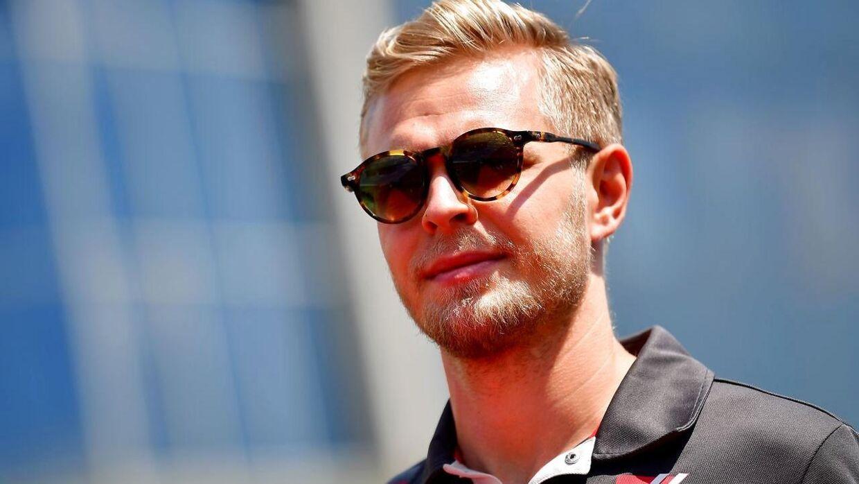 Kevin Magnussen har skabt et mesterskab i sit eget hoved.