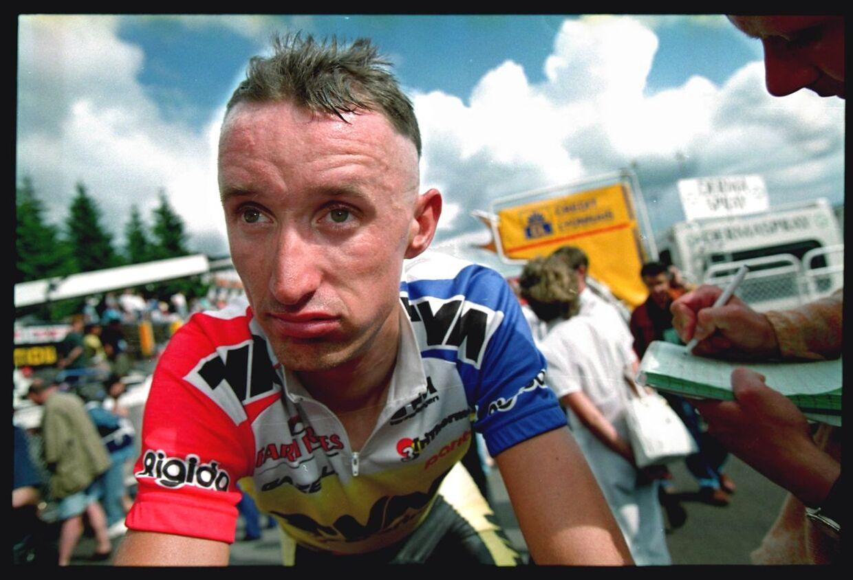 Jesper Skibby er den eneste dansker, der har vundet etaper i alle tre Grand Tours.