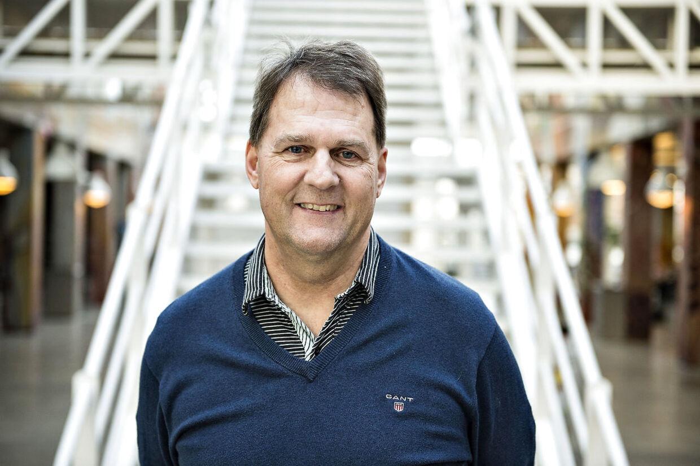 Team Danmarks tidligere direktør Michael Andersen (billedet) er på en to-årig kontrakt blevet hyret til et job som konsulent i Finlands Olympiske Komité.
