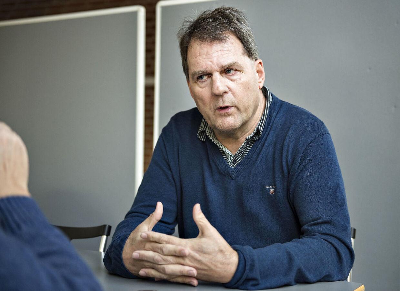 Michael Andersen har tidligere været direktør i Team Danmark.
