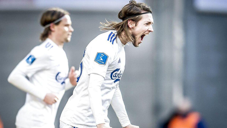 Rasmus Falk skal ikke med til Italien.