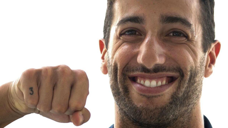 Hos Red Bull troede de, Daniel Ricciardo lavede sjov, da han meddelte, han skiftede hold.
