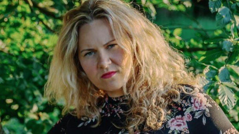Mannah Guldager, mor og blogger.