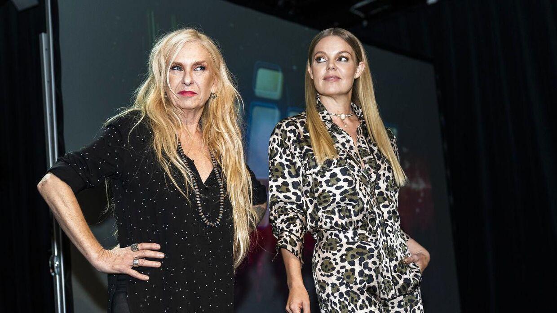 Lina Rafn og Sanne Salomonsen er DR's nye frontkvinder på programmet 'Live!'.