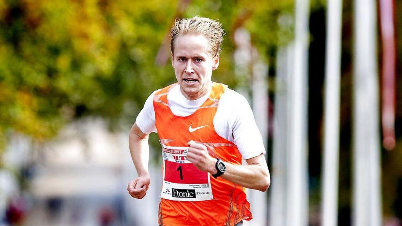 Henrik Them debuterede som Eremitageløber som 11-årig ved 25 års jubilæet. Og ved 50 års jubilæet søndag 7. oktober debuterer han som konferencier.