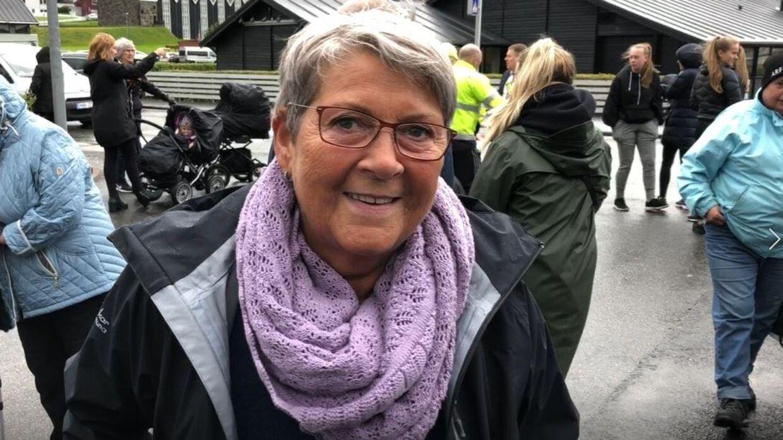 Hanna Dalsenni synes, det er flovt, at den færøske lagtingsformand ikke vil møde op til reception hos kronprinsparret.