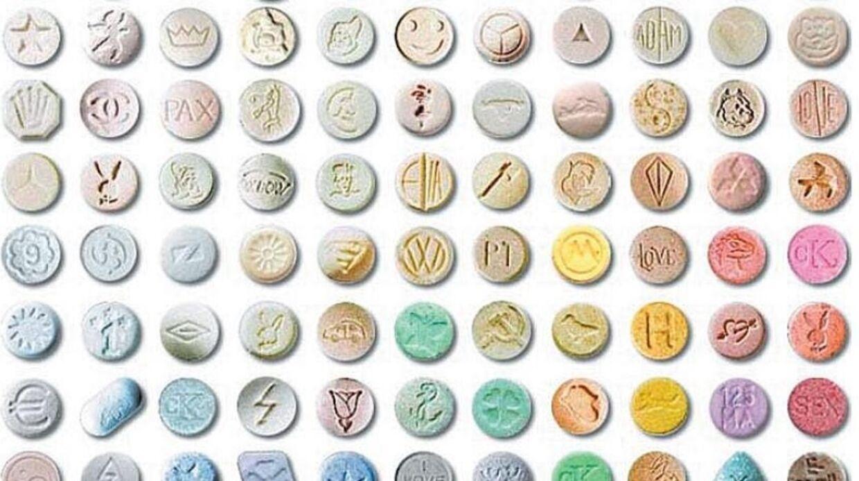 Sådan ser pillerne ud