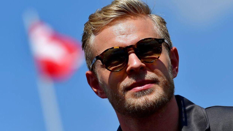 Kevin Magnussen håber på at komme i top 10.