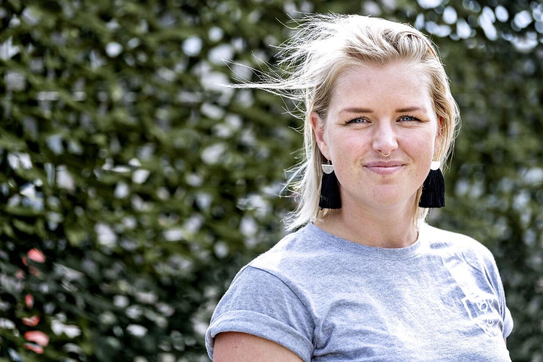 32-årige Sara la Cour er selv veteran og har stiftet foreningen 'Kvindelige veteraner'