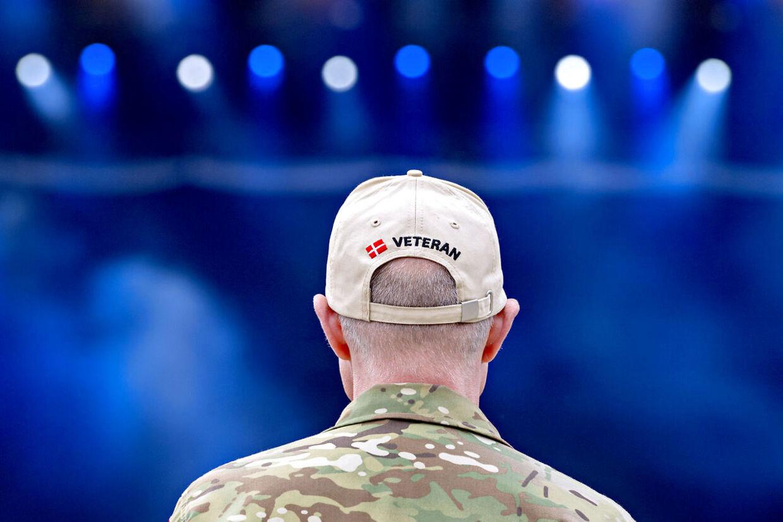 En gang veteran altid veteran.