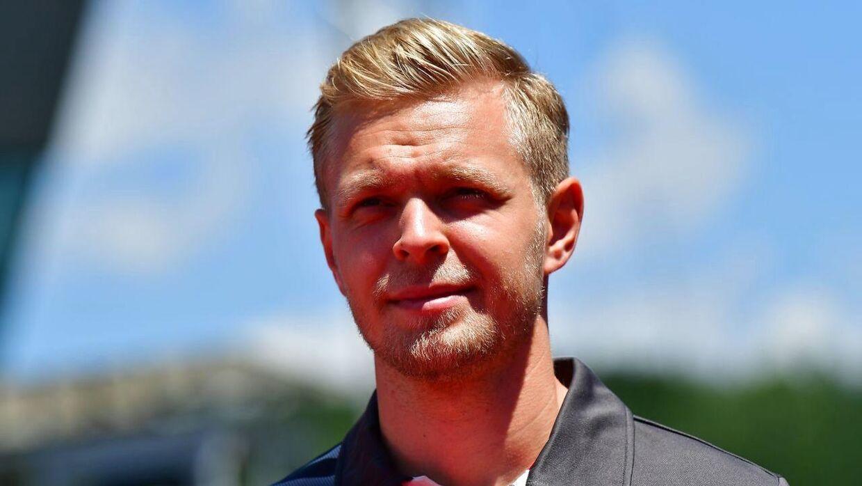 Kevin Magnussen har blandede følelser efter lørdagens kvalifikation.