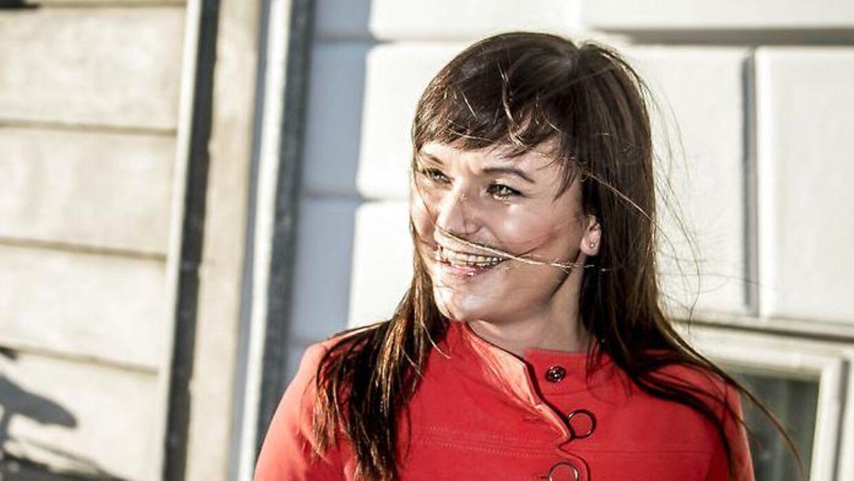 Innovationsminister Sophie Løhde (V). (Foto: Mads Claus Rasmussen/Ritzau Scanpix/Arkiv)