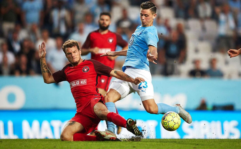 Alexander Scholz har fået en god start for FC Midtjylland.