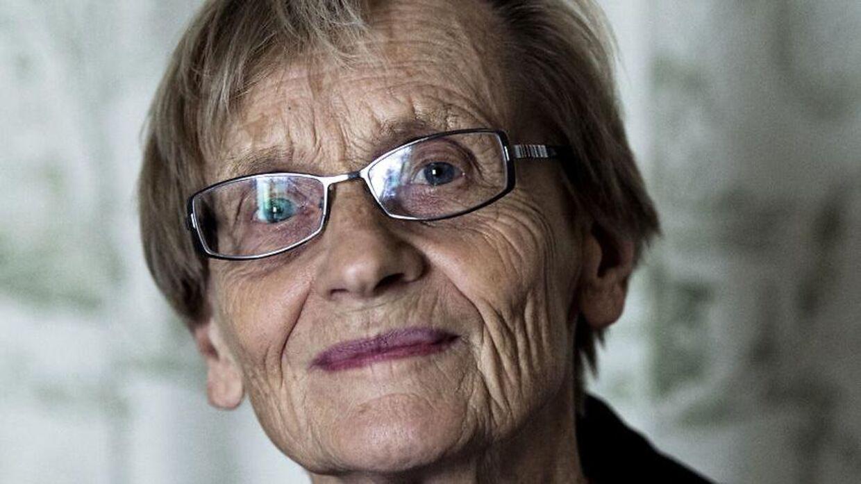 Astrid Lindgrens datter Karin Nyman.