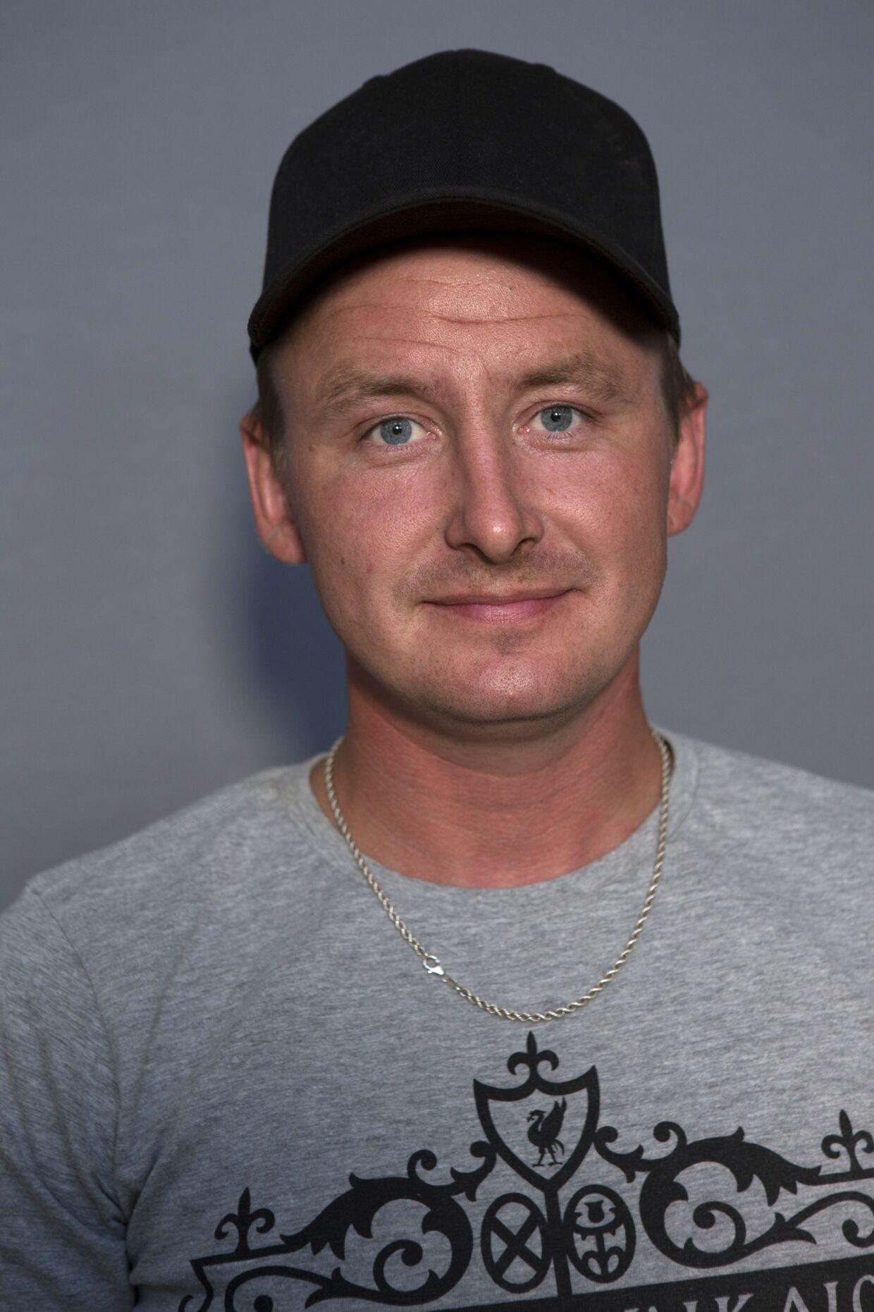 Ronnie Jørgensen.
