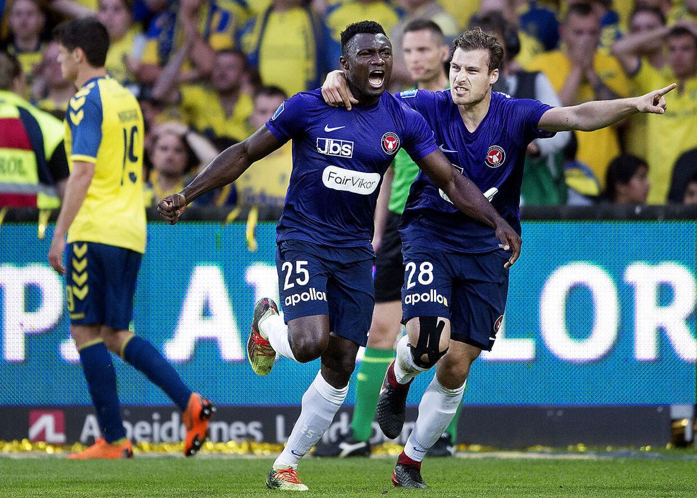 FC Midtjylland sælger Bubacarr Sanneh til den belgiske storklub Anderlecht.