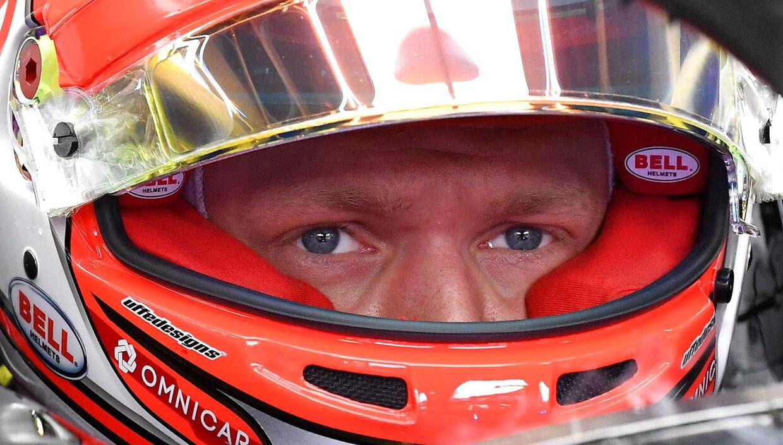 Kevin Magnussen skal køre kvalifikation lørdag.