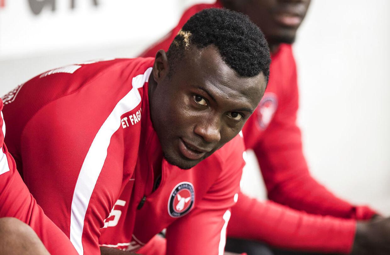Bubacarr Sanneh skiftede fredag til den belgiske storklub Anderlecht.