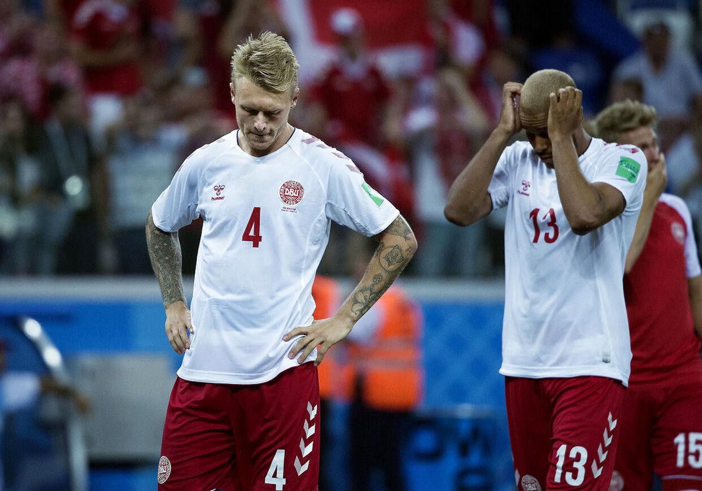 'Kom ud af busken og nå til enighed. Nu' Sådan lyder opfordringen fra B.T.s fodboldkommentator til de stridende parter i konfliken mellem DBU og de danske landsholdsspillere.
