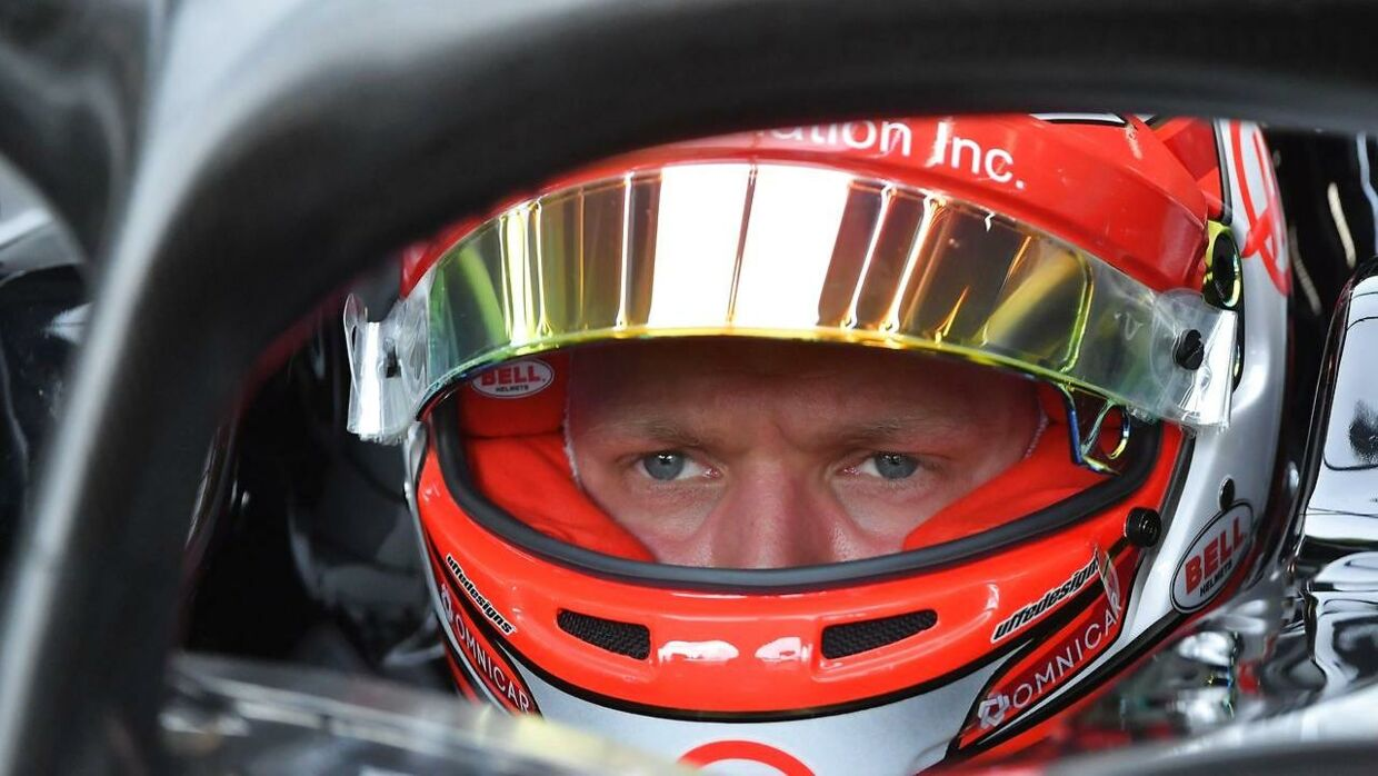 Der var intet at juble over for Kevin Magnussen ved Italiens Grand Prix. (Foto Emmanuel Dunand / AFP)